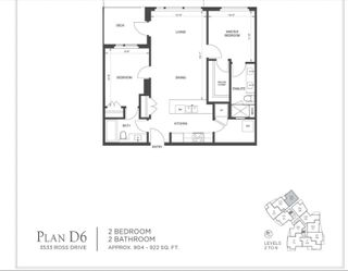 Photo 21: 304 3533 ROSS Drive in Vancouver: University VW Condo for sale (Vancouver West)  : MLS®# R2610488