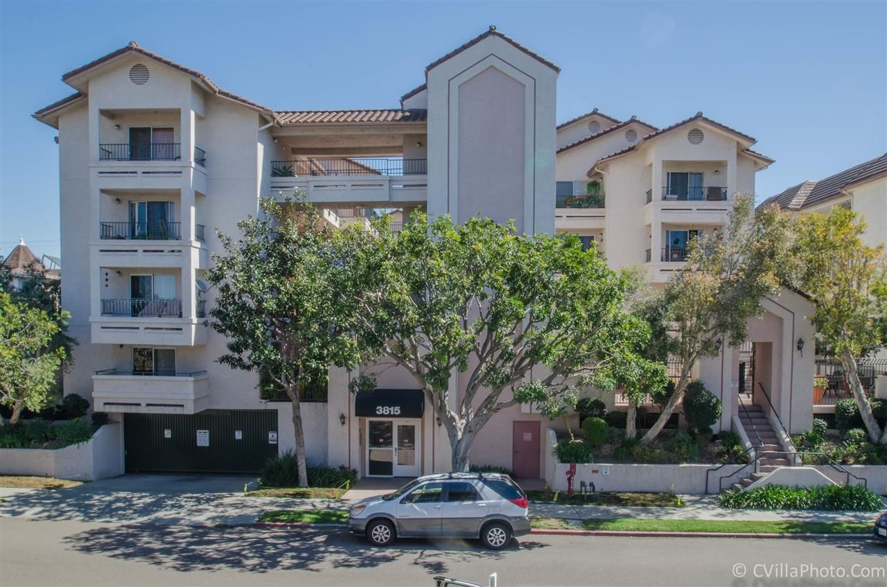 Main Photo: HILLCREST Condo for sale : 2 bedrooms : 3815 Georgia St #206 in San Diego