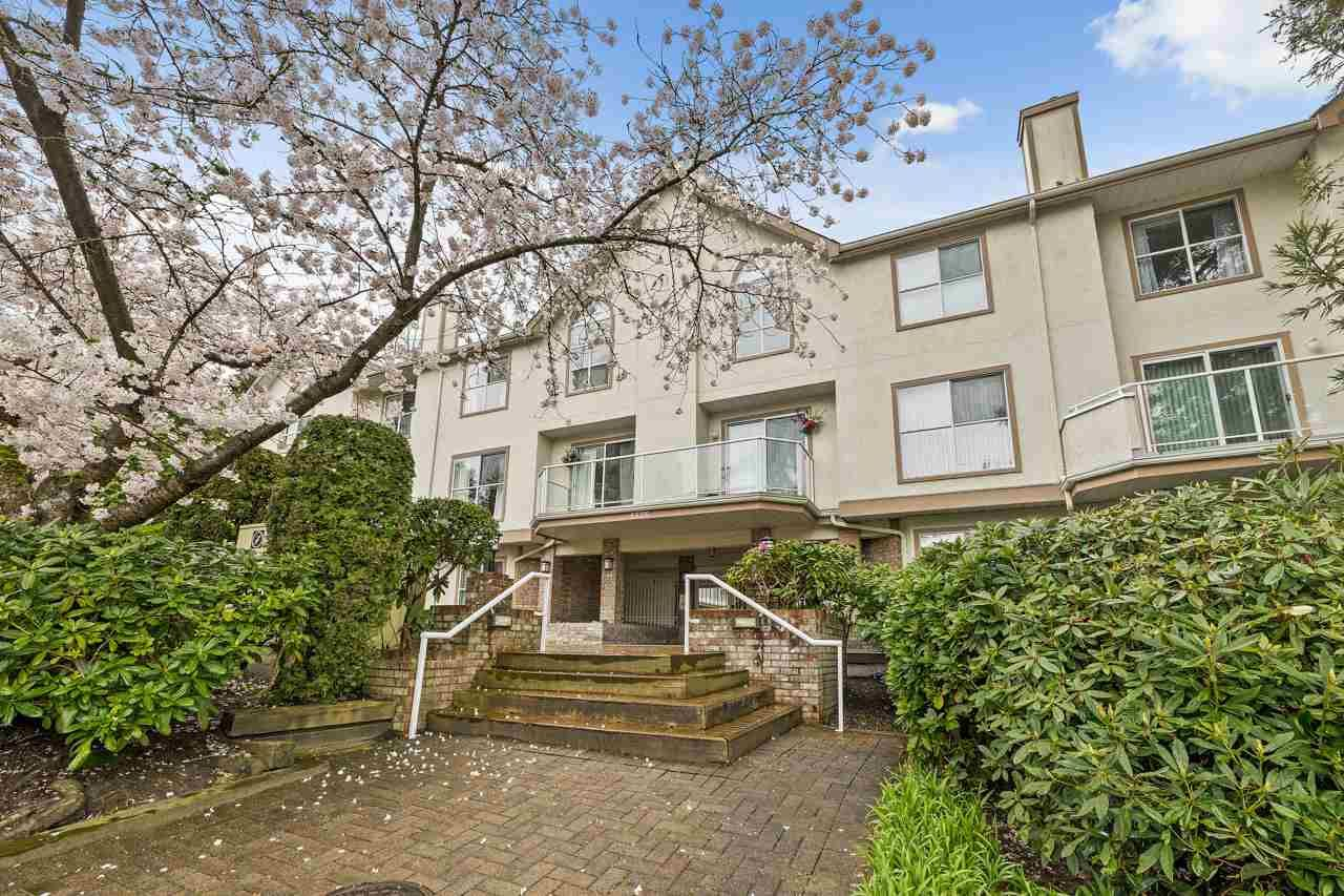 "Main Photo: 11 5575 PATTERSON Avenue in Burnaby: Central Park BS Townhouse for sale in ""ORCHARD COURT"" (Burnaby South)  : MLS®# R2564246"