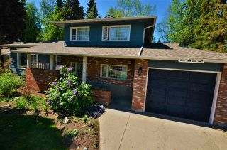 Photo 1: 5535 MADDEN Place in Prince George: Upper College House for sale (PG City South (Zone 74))  : MLS®# R2272465
