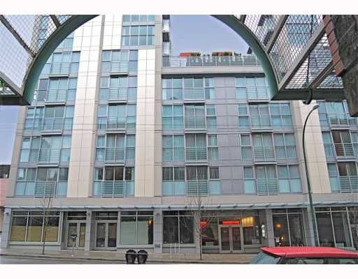 """Main Photo: # 708 168 POWELL ST in Vancouver: Downtown VE Condo for sale in """"SMART"""" (Vancouver East)  : MLS®# V803232"""