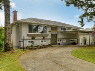Photo 1: 505 Ridgebank Cres in Saanich: SW Northridge House for sale (Saanich West)  : MLS®# 841647