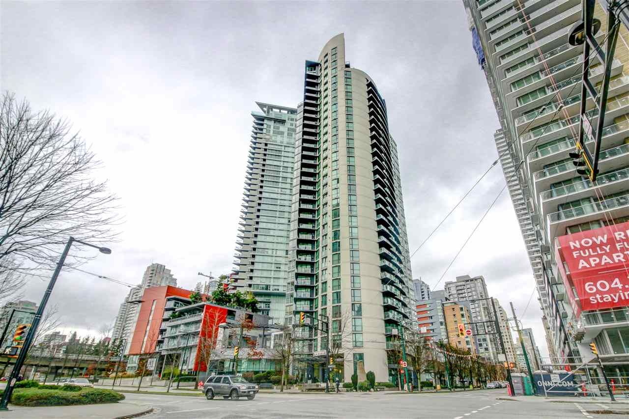 Main Photo: 2610 501 PACIFIC STREET in : Downtown VW Condo for sale : MLS®# R2234928