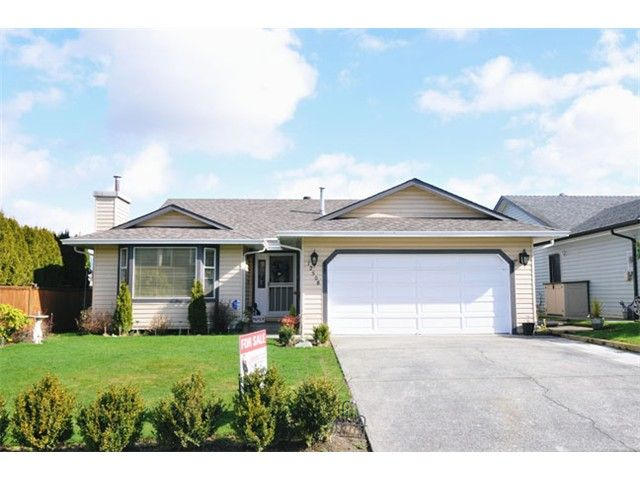 "Main Photo: 12508 219TH Street in Maple Ridge: West Central House for sale in ""DAVISON SUBDIVISION"" : MLS®# V1051456"