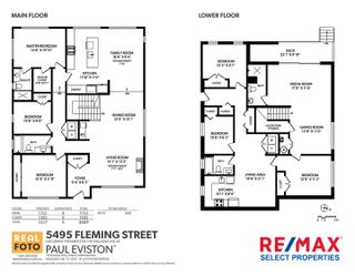 Photo 39: 5495 FLEMING STREET in Vancouver: Knight House for sale (Vancouver East)  : MLS®# R2522440