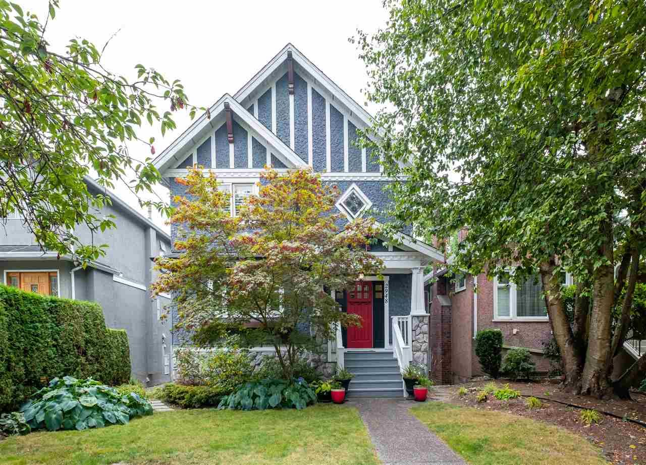 Main Photo: 2948 W 33RD Avenue in Vancouver: MacKenzie Heights House for sale (Vancouver West)  : MLS®# R2500204