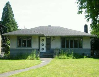 Photo 1: 2332 W 47TH AV in Vancouver: Kerrisdale House for sale (Vancouver West)  : MLS®# V599063