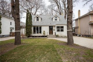 Photo 1: 649 Viscount Place in Winnipeg: East Fort Garry Residential for sale (1J)  : MLS®# 1910251
