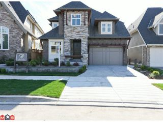 """Photo 1: 16218 25TH Avenue in Surrey: Grandview Surrey House for sale in """"MORGAN HEIGHTS"""" (South Surrey White Rock)  : MLS®# F1022135"""