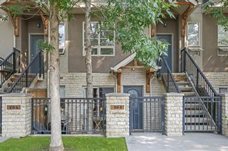 Main Photo: 103 1728 35 Avenue SW in Calgary: Altadore Row/Townhouse for sale : MLS®# A1133239