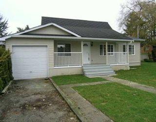 Photo 1: 12028 221ST Street in Maple_Ridge: West Central House for sale (Maple Ridge)  : MLS®# V624882