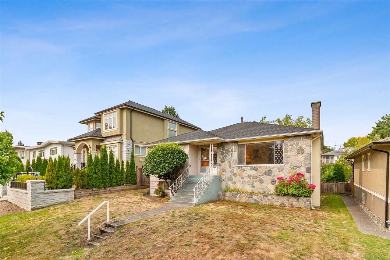 Main Photo: 561 W 65TH Avenue in Vancouver: Marpole House for sale (Vancouver West)  : MLS®# R2516729