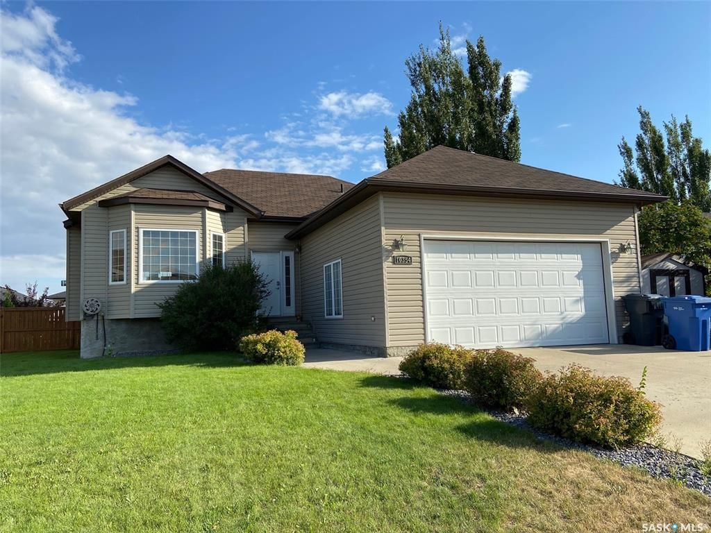 Main Photo: 10354 Bunce Crescent in North Battleford: Fairview Heights Residential for sale : MLS®# SK868457