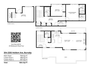 """Photo 26: 204 2225 HOLDOM Avenue in Burnaby: Central BN Townhouse for sale in """"Legacy"""" (Burnaby North)  : MLS®# R2591838"""