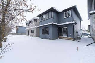 Photo 49: 7322 CHIVERS Crescent in Edmonton: Zone 55 House for sale : MLS®# E4222517