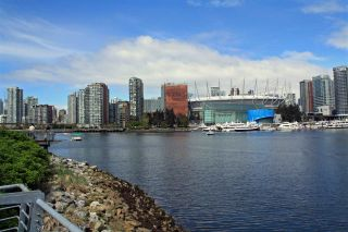 "Photo 17: 509 1633 ONTARIO Street in Vancouver: False Creek Condo for sale in ""KAYAK"" (Vancouver West)  : MLS®# R2158805"