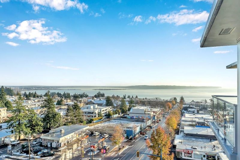 FEATURED LISTING: 906 - 1441 JOHNSTON Road White Rock