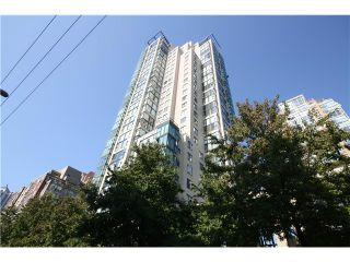 Photo 2: # 402 1155 HOMER ST in Vancouver: Yaletown Condo for sale (Vancouver West)  : MLS®# V1037431