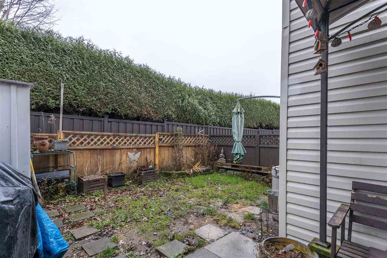 """Photo 26: Photos: 134 2844 273 Street in Langley: Aldergrove Langley Townhouse for sale in """"CHELSEA COURT"""" : MLS®# R2522030"""