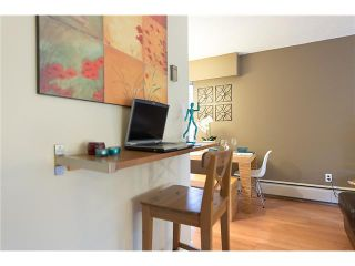 """Photo 4: 316 750 E 7TH Avenue in Vancouver: Mount Pleasant VE Condo for sale in """"DOGWOOD PLACE"""" (Vancouver East)  : MLS®# V1041888"""