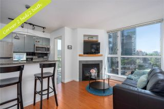 """Photo 1: 1106 1068 HORNBY Street in Vancouver: Downtown VW Condo for sale in """"The Canadian at Wall Centre"""" (Vancouver West)  : MLS®# R2485432"""