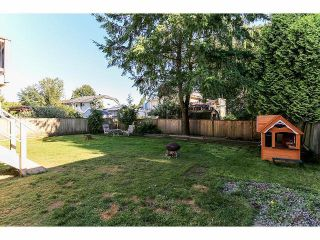 Photo 18: 9225 209A Crescent in Langley: Walnut Grove House for sale : MLS®# F1418568
