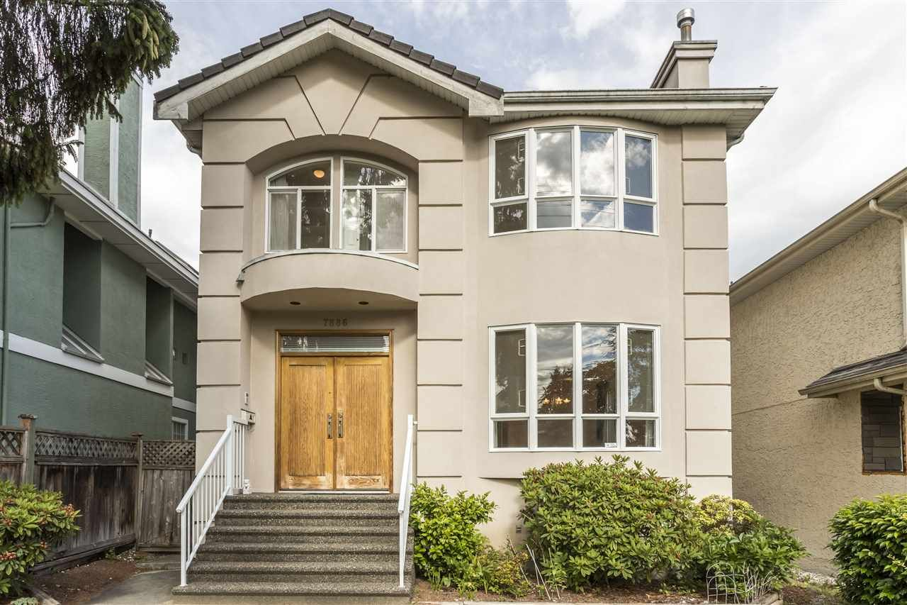 Main Photo: 7886 HUDSON STREET in Vancouver: Marpole House for sale (Vancouver West)  : MLS®# R2083265