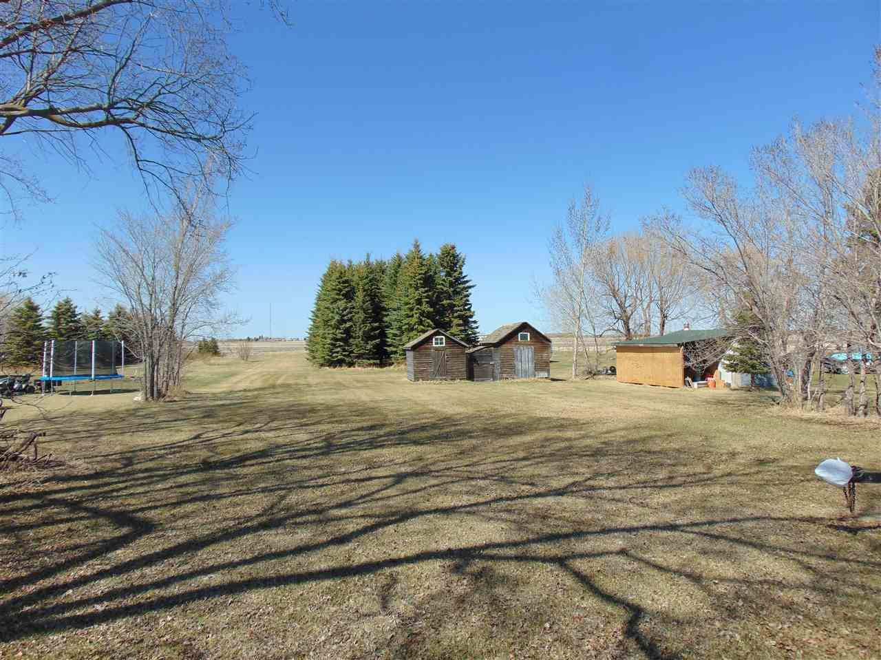 Main Photo: 4822 52 Avenue: Andrew Vacant Lot for sale : MLS®# E4242063