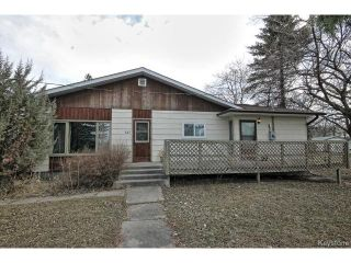 Photo 1: 527 Sabourin Street in STPIERRE: Manitoba Other Residential for sale : MLS®# 1413617
