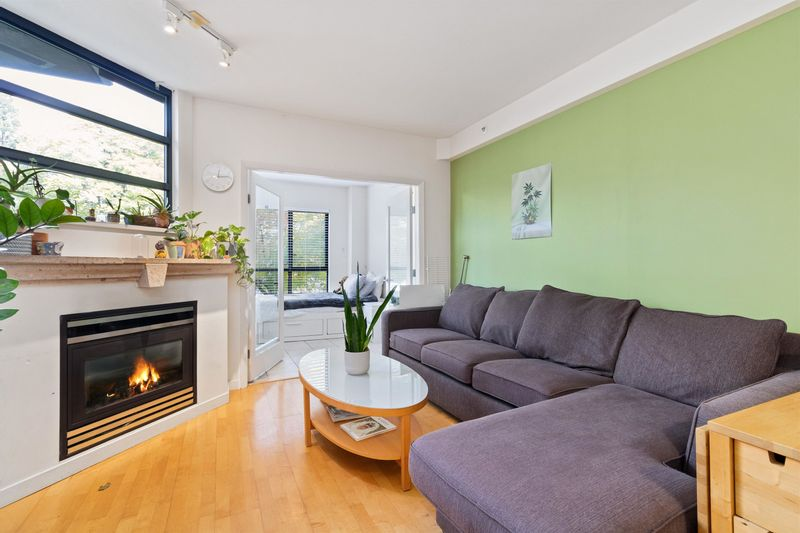 FEATURED LISTING: 209 - 2228 MARSTRAND Avenue Vancouver