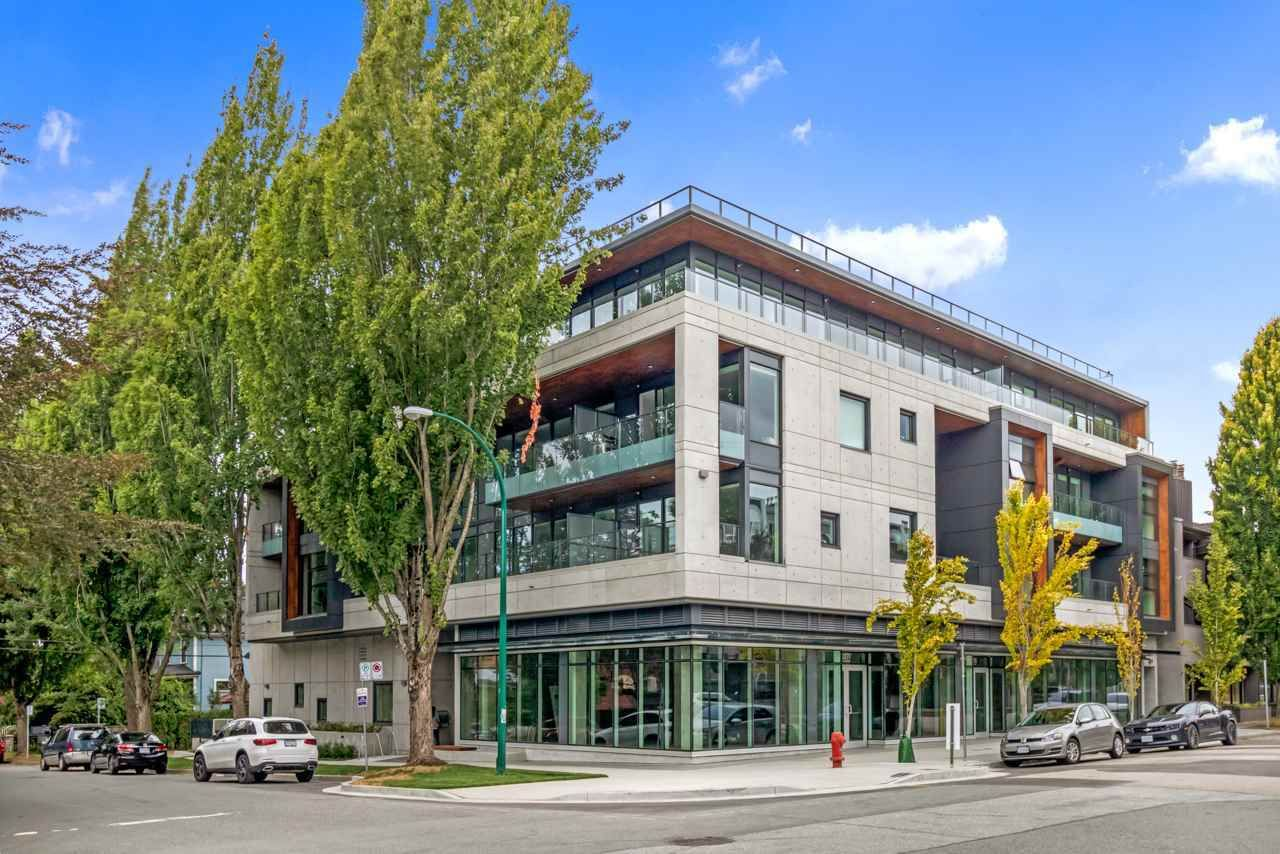 """Main Photo: 101 717 W 17 Avenue in Vancouver: Cambie Condo for sale in """"Heather & 17th"""" (Vancouver West)  : MLS®# R2579140"""
