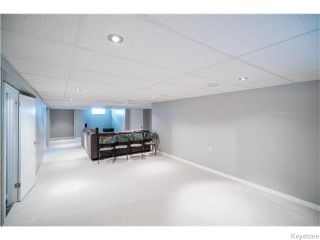 Photo 15: 21 Triton Bay in Winnipeg: St Vital Residential for sale (South East Winnipeg)  : MLS®# 1615029