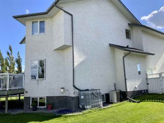 Photo 34: 208 Parkglen Close: Wetaskiwin House for sale : MLS®# E4252924