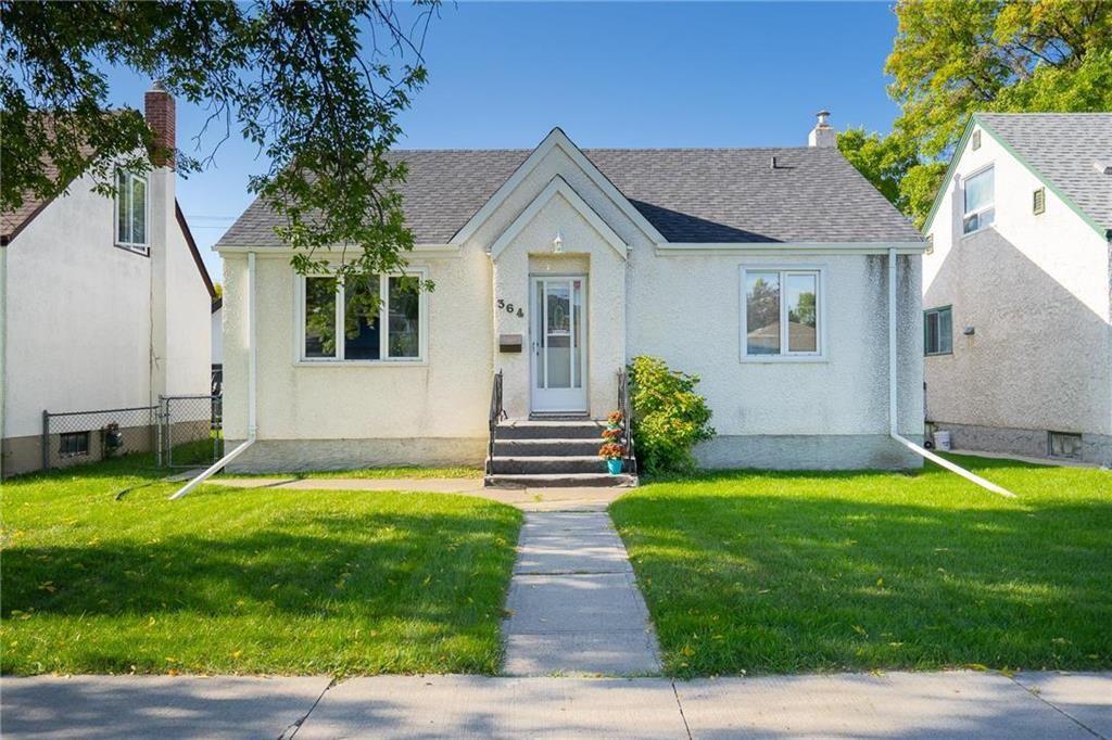 Main Photo: 364 Chelsea Avenue in Winnipeg: East Kildonan Residential for sale (3D)  : MLS®# 202122700