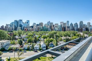 Photo 7: 511 327 9a Street NW in Calgary: Sunnyside Apartment for sale : MLS®# A1124998
