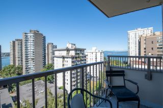 Photo 3: 1101 1251 CARDERO STREET in Vancouver: West End VW Condo for sale (Vancouver West)  : MLS®# R2605106