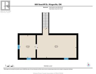 Photo 41: 608 SEACLIFF DRIVE in Kingsville: House for sale : MLS®# 21012558