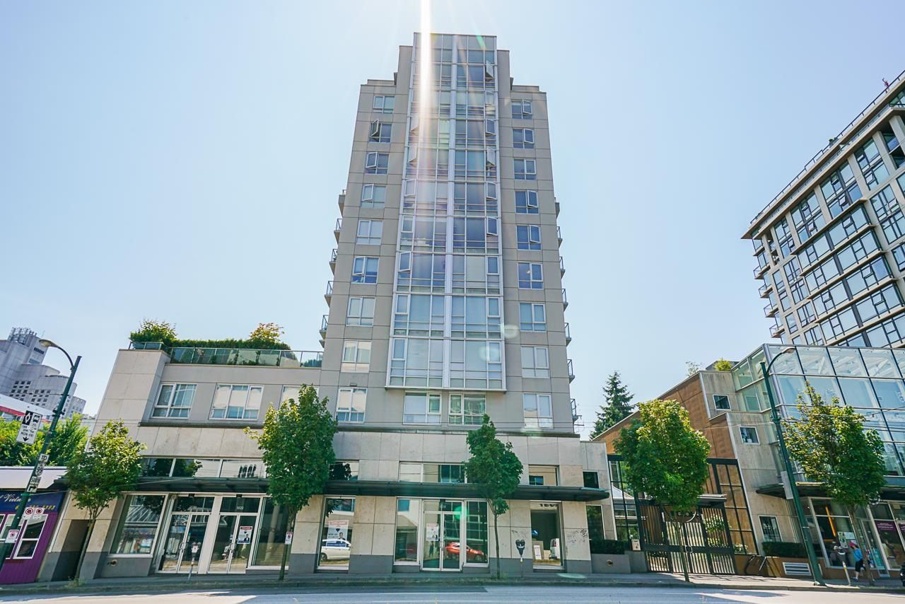 """Main Photo: 606 1030 W BROADWAY in Vancouver: Fairview VW Condo for sale in """"LA COLUMBA"""" (Vancouver West)  : MLS®# R2599641"""