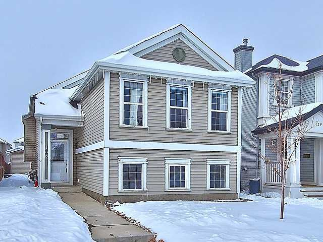 Main Photo: 133 COPPERFIELD Mews SE in CALGARY: Copperfield Residential Detached Single Family for sale (Calgary)  : MLS®# C3556878