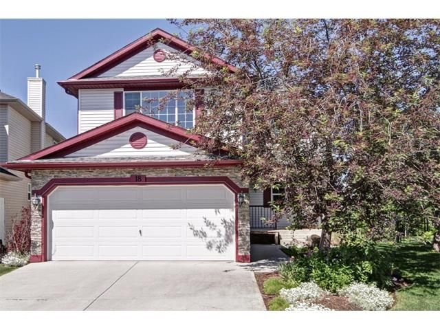 FEATURED LISTING: 18 CRYSTAL SHORES Place Okotoks