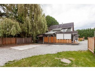 Photo 30: 2 23165 OLD YALE Road in Langley: Campbell Valley House for sale : MLS®# R2489880