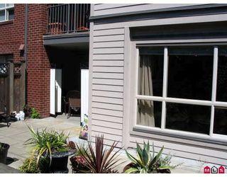 "Photo 8: 104 2167 152ND Street in Surrey: Sunnyside Park Surrey Condo for sale in ""MUIRFIELD GARDENS"" (South Surrey White Rock)  : MLS®# F2822667"