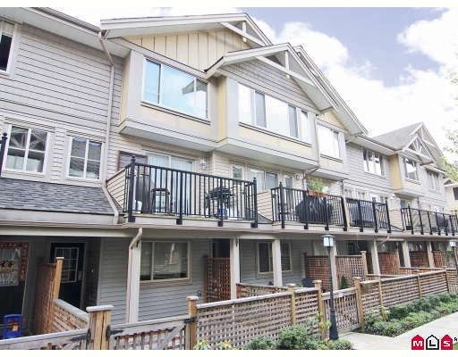 """Main Photo: 24 5388 201A Street in Langley: Langley City Townhouse for sale in """"THE COURTYARD"""" : MLS®# F2812450"""
