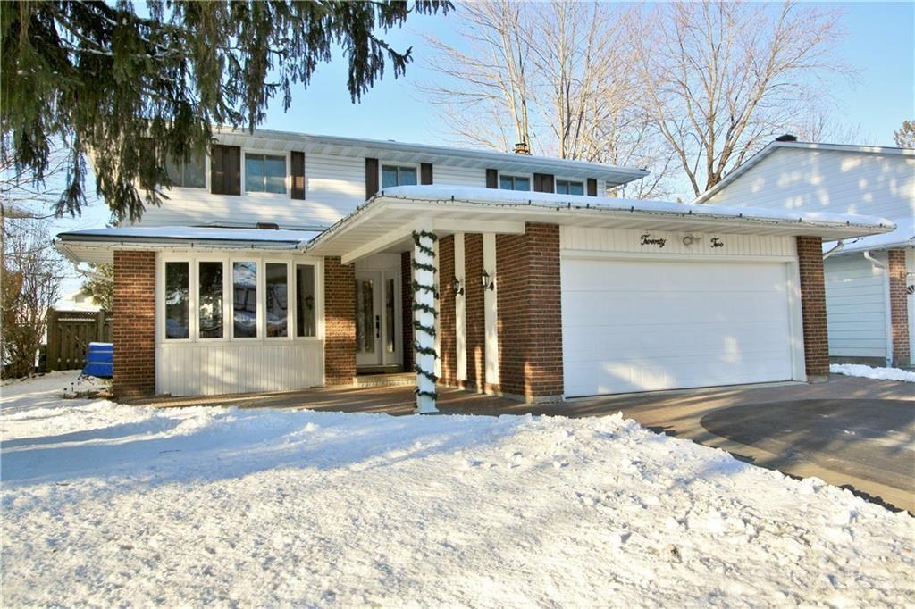 Main Photo:  in Ottawa: House for sale (Blackburn Hamlet)