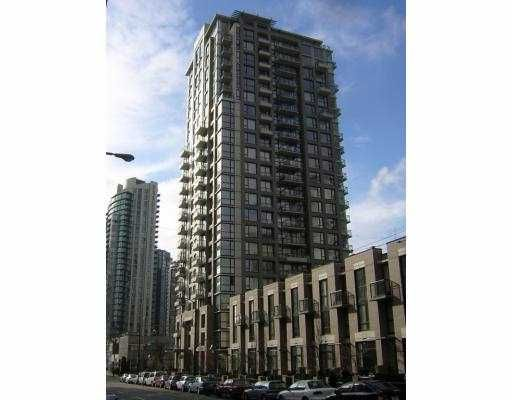 """Main Photo: 605 1295 RICHARDS Street in Vancouver: Downtown VW Condo for sale in """"THE OSCAR."""" (Vancouver West)  : MLS®# V719885"""