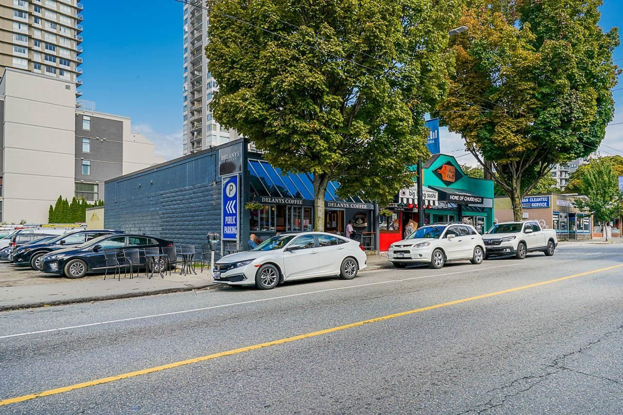 Main Photo: 1101 DENMAN Street in Vancouver: West End VW Retail for sale (Vancouver West)  : MLS®# C8040241