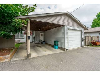 "Photo 2: 57 46689 FIRST Avenue in Chilliwack: Chilliwack E Young-Yale Townhouse for sale in ""MOUNT BAKER ESTATES"" : MLS®# R2470706"