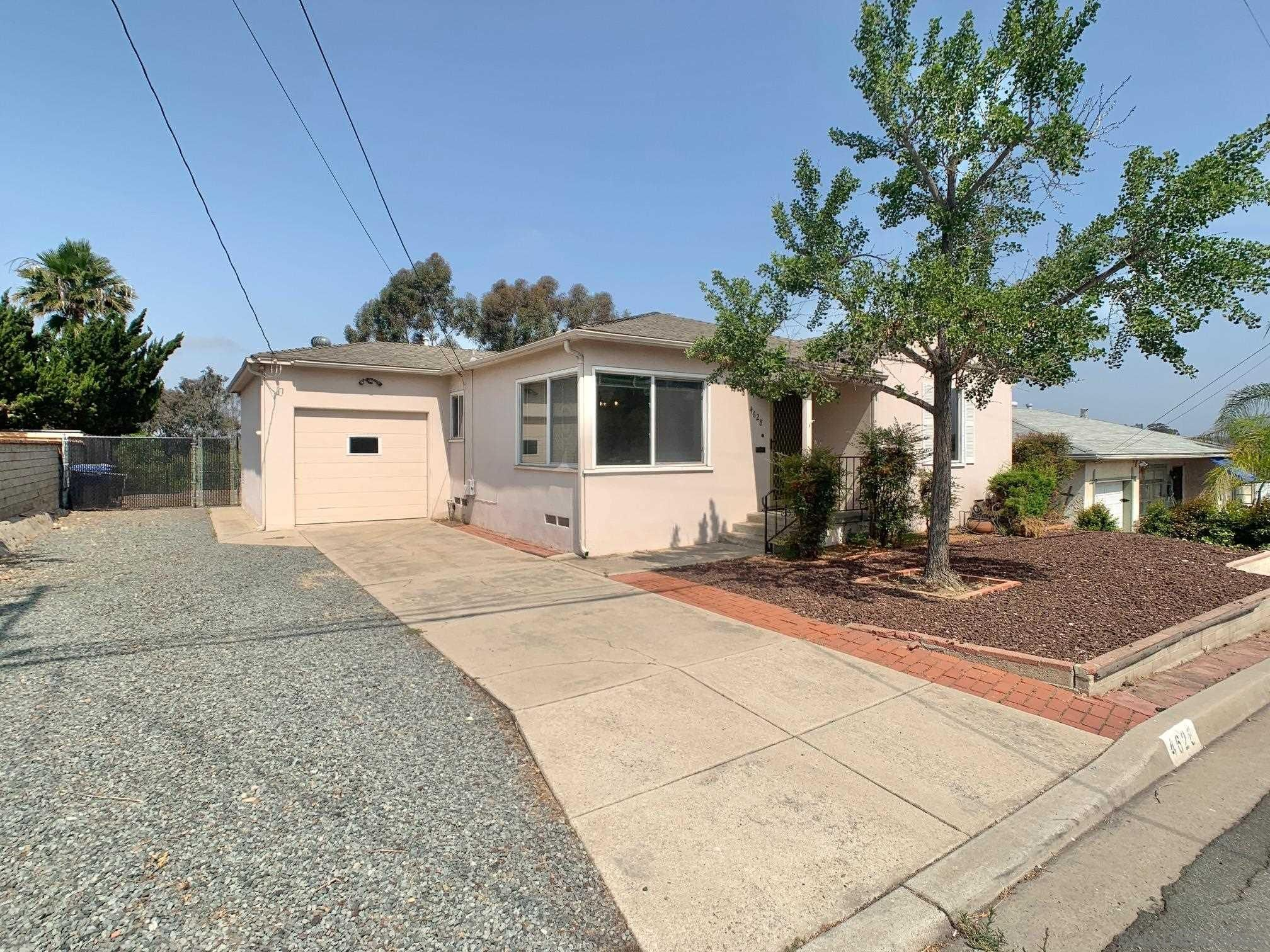 Main Photo: LA MESA House for sale : 2 bedrooms : 4628 Pomona Avenue