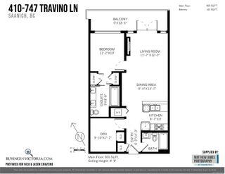 Photo 16: 410 747 Travino Lane in : SW Royal Oak Condo for sale (Saanich West)  : MLS®# 876997