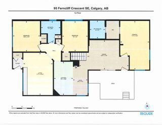 Photo 49: 95 Ferncliff Crescent SE in Calgary: Fairview Detached for sale : MLS®# A1064499